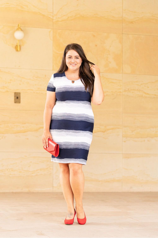 Dámské šaty ISCE
