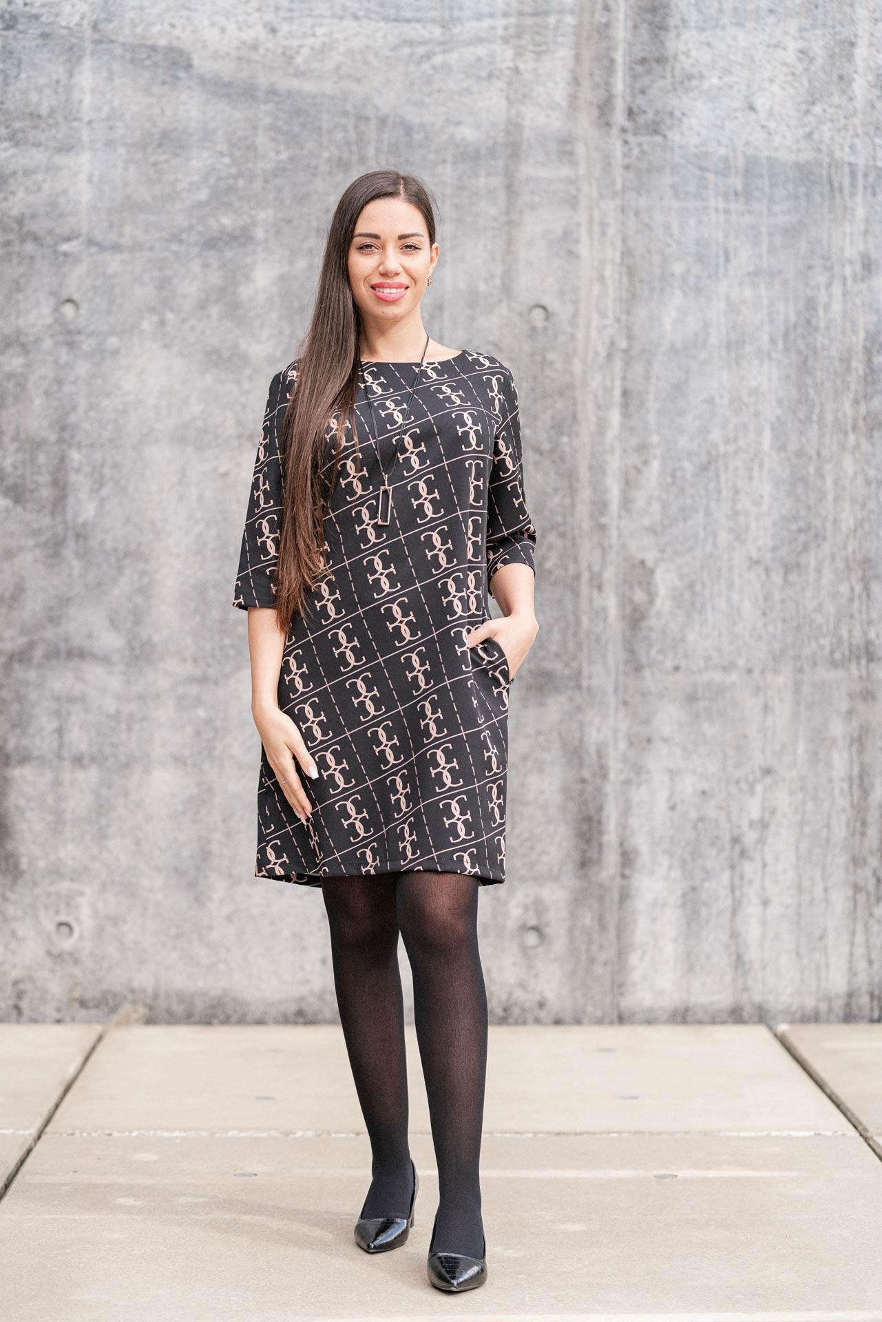 Dámské šaty ANEL