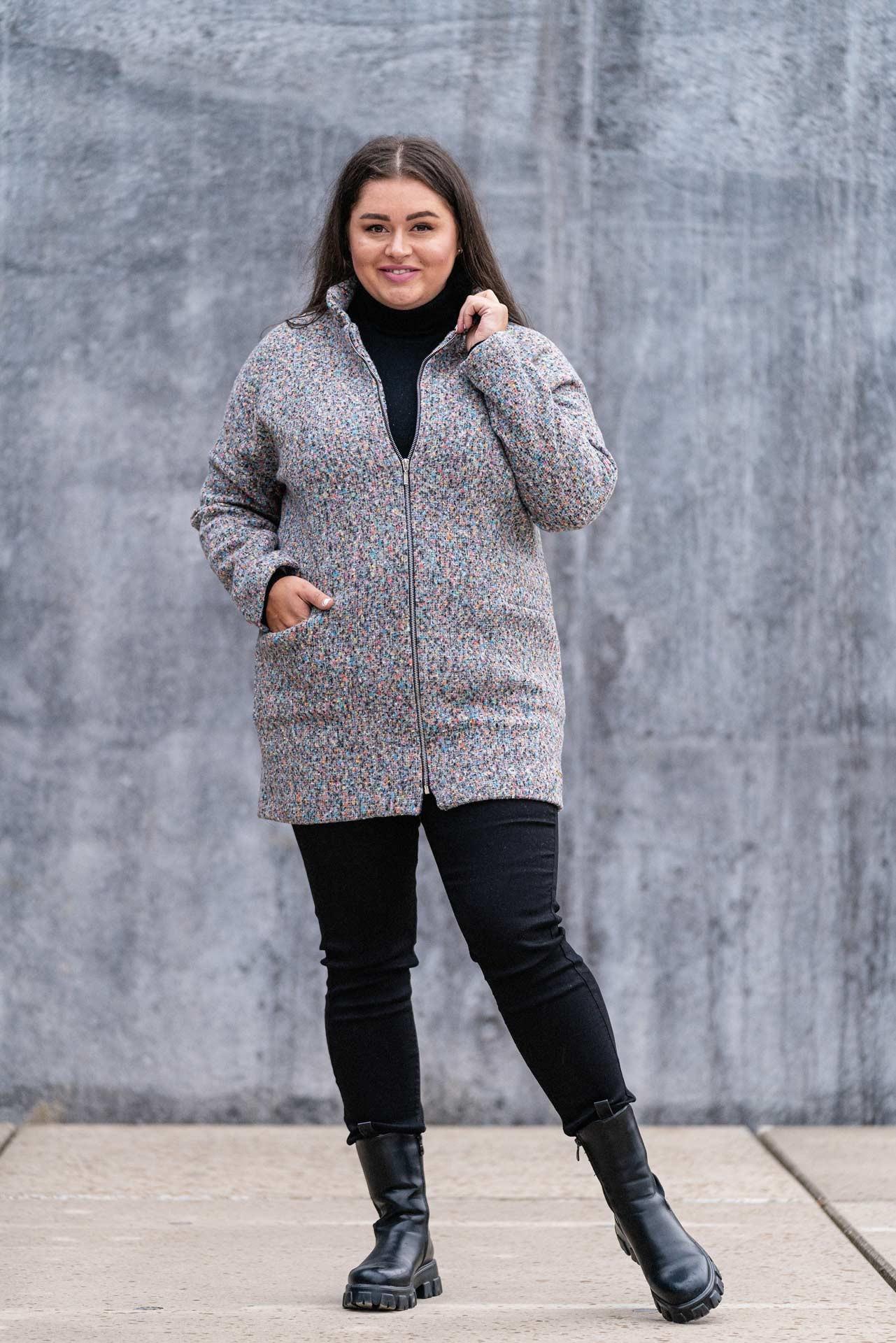 Dámský kabát TNEY