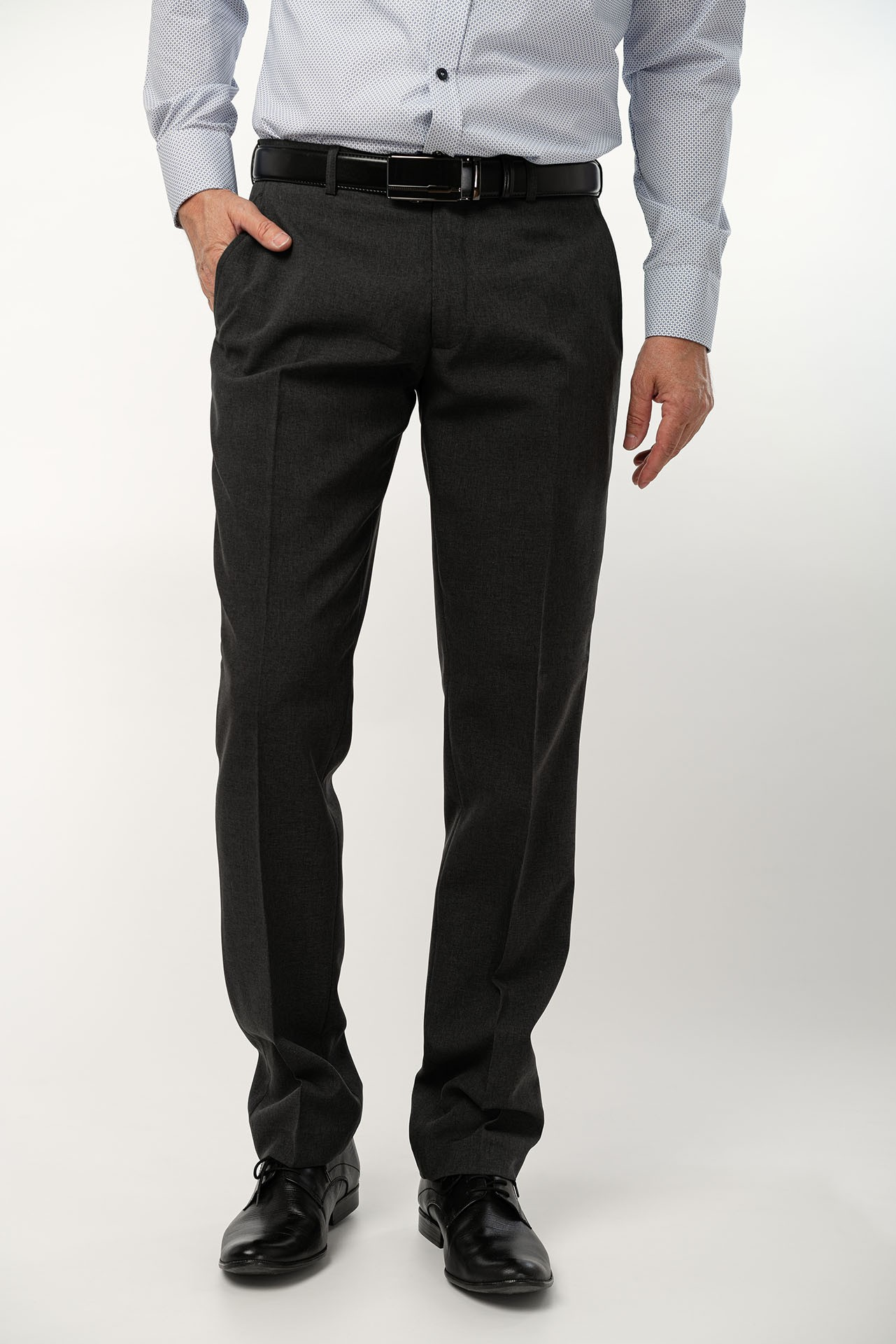 Pánské kalhoty - antracit