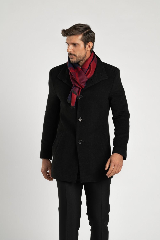 Pánský kabát LEVIS černý