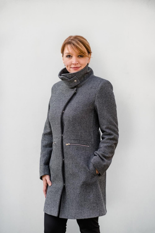Dámský kabát BADIA